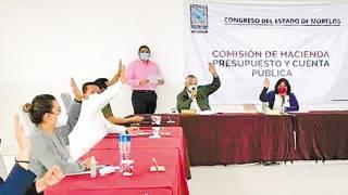 Inician revisión de las 36 leyes de ingresos de Morelos 2