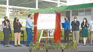 Inauguran ampliación de Conalep de Calera Chica, Jiutepec 2