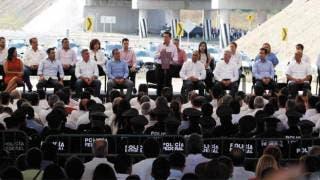 Entrega Peña Nieto Autopista Siglo XXI en Morelos 2