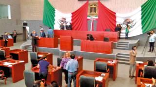 Aprueban diputados las leyes de ingresos municipales 2