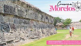 Conoce Morelos: La magia de Xochicalco 2