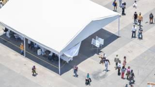 Permanece operativo del CES por tierra y aire ante consulta popular en Morelos 2