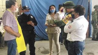 Vigilan en Tepalcingo que se cumplan medidas de higiene para evitar contagios por COVID-19 2