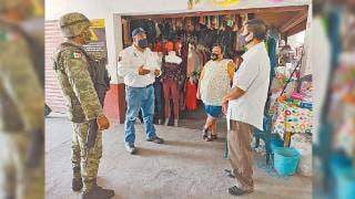 Recorre Convoy contra COVID los poblados de Morelos 2