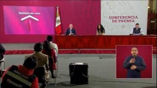 Son más de 33 mil muertes por COVID-19 en México 2