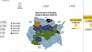 Dan positivo a COVID19 en un día 156 personas, y mueren 18, en Morelos 2