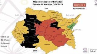 Morelos, en máxima alerta por COVID-19: Salud 2