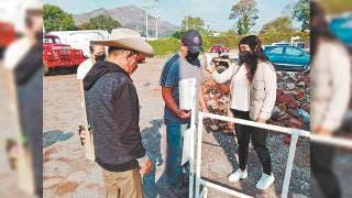 Controlan entrada a panteones de Cuernavaca para evitar contagios 2