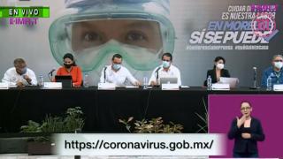 Actualización Covid-19 Morelos 22 de junio  2