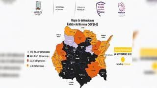 Registran en Morelos 96 nuevos casos de COVID-19 2