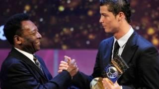 Es Cristiano Ronaldo ya el segundo mejor goleador de la historia y supera a Pelé 2