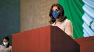 Impulsa Cristina Guevara participación de jóvenes en Morelos 2