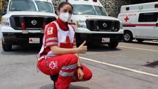 Una vida dedicada a servir y salvar a los demás en la Cruz Roja 2