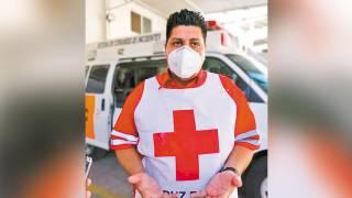 Realiza Cruz Roja en Morelos 10 traslados al día de pacientes COVID19 2