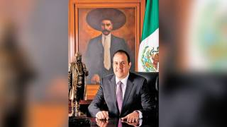 Pide Cuauhtémoc Blanco celebrar fiestas patrias en casa en Morelos  2