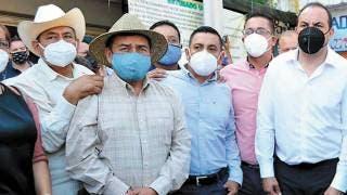 Ratifica Gobernador de Morelos apoyo al comercio 2