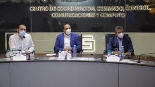 Se reúnen Cuauhtémoc Blanco y José Luis Urióstegui, alcalde electo de Cuernavaca 2
