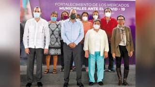 Ejecutivo de Morelos recoge peticiones de comerciantes 2