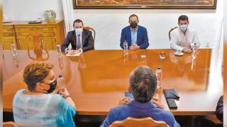 Planean con Ejecutivo de Morelos Jornada Notarial 2021 2