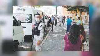 Emprende SMyT sanitización en Cuautla 2