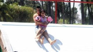 Vigilancia. En balnearios y albercas, autoridades recomiendan que los padres guarden extremo cuidado con los menores de edad, pare evitar tragedias.
