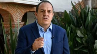 Exhorta Cuauhtémoc Blanco a tomar con prudencia el semáforo naranja en Morelos 2