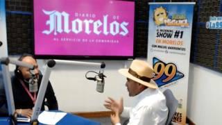 DIARIO DE MORELOS INFORMA A LA 1 PM 13 D...