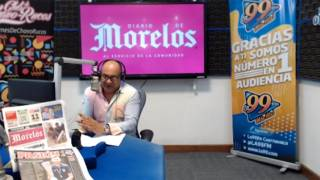 DIARIO DE MORELOS INFORMA A LA 1PM MIERC...