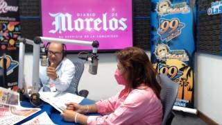 NOTICIAS DE MORELOS - DDM INFORMA A LA 1...