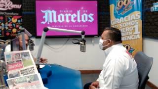 NOTICIAS DE MORELOS - DDM INFORMA A LA 1 PM VIERNES 07 DE MAYO 2021 2