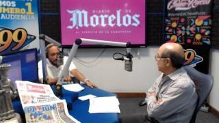 NOTICIAS DE MORELOS - DIARIO DE MORELOS INFORMA A LA 1PM  MARTES 22 DE JUNIO DEL 2021 2
