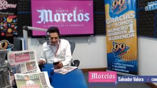 NOTICIAS DE MORELOS - DIARIO DE MORELOS  INFORMA A LAS 8AM  MARTES 11 DE MAYO DEL 2021 2