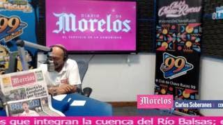 DIARIO DE MORELOS INFORMA A LA 1PM   LUN...
