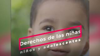 Derechos de las niñas, niños y adolescentes 2