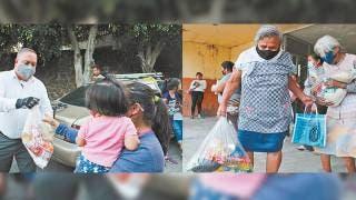 Repartirá Sedeso despensas en Morelos 2