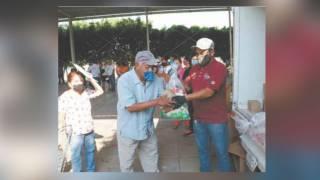 Beneficia DIF Morelos a comunidades de Yautepec con despensas 2