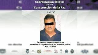 Detienen en Jiutepec a un hombre por amenazas contra su mujer y su hijo 2