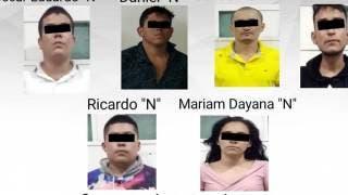 Detienen por robo a 7 personas en Jojutla 2