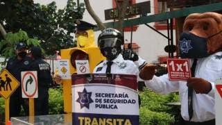 En Cuernavaca, llaman a respetar señalamientos viales para evitar accidentes 2
