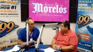 DIARIO DE MORELOS INFORMA A LA 1 PM. 02 DE AGOSTO DEL 2019