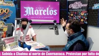 DIARIO DE MORELOS INFORMA A LA 8AM   MIE...