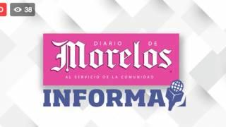 DIARIO DE MORELOS INFORMA A LAS 8AM  LUN...
