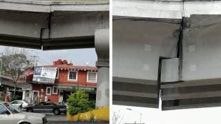 Tras foto viral, desmienten daños en distribuidor vial Emiliano Zapata, de Cuernavaca 2