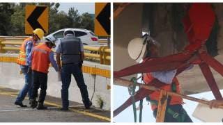 Inspecciona Gobierno del Estado Distribuidor Vial Emiliano Zapata, de Cuernavaca 2