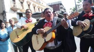 Festejan músicos de Cuernavaca a Santa Ceclia