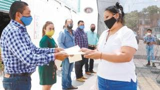 Apoyan a artesanos de la Tres de Mayo, de Emiliano Zapata  2
