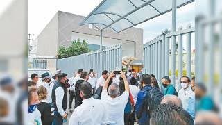 Demandan profesores de Morelos diálogo con Ejecutivo 2