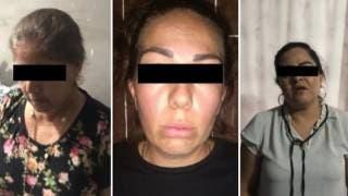 """Detiene Sedena a madre, hermana y novia de """"El Marro"""", peligroso narcotraficante 2"""