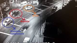 Captan encuentro de empresario francés con asesinos en la México-Cuernavaca 2