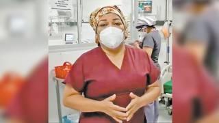 Un orgullo ser una enfermera 2